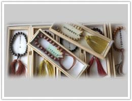 数珠・念珠,男性用数珠