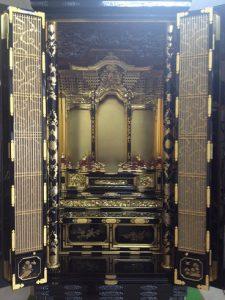 仏壇,100代 前開3