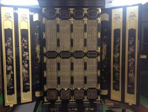仏壇,150代 軸開 金沢仕様2