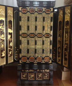 仏壇,70代 軸開 西仕様2