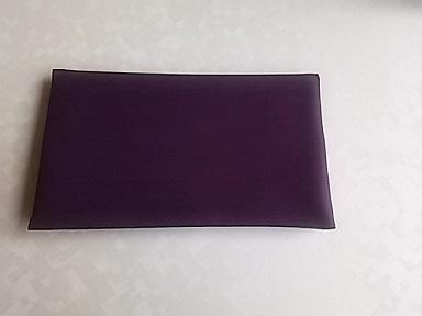 ふくさ,3リバーシブル金封ふくさ(紫色x深緑色)1