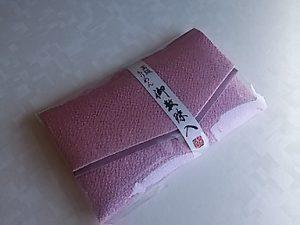 数珠袋,6ちりめん数珠袋(5色有り)タイプ-す(ピンク)
