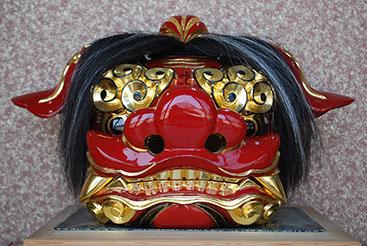 仏壇の修理、寺院 神輿の修復 承ります。,獅子頭